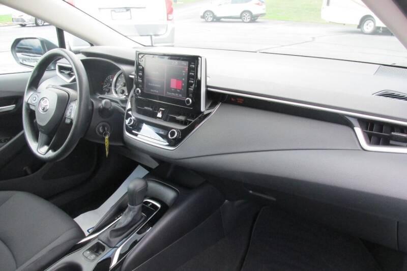 2020 Toyota Corolla LE 4dr Sedan - Wilkesboro NC