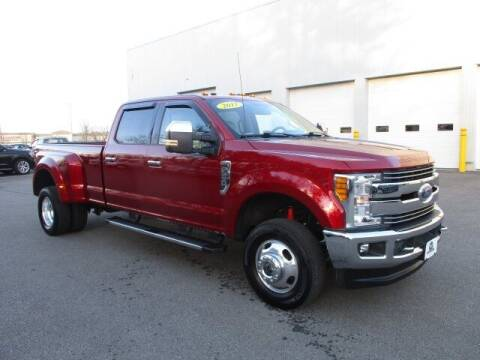 2017 Ford F-350 Super Duty for sale at MC FARLAND FORD in Exeter NH