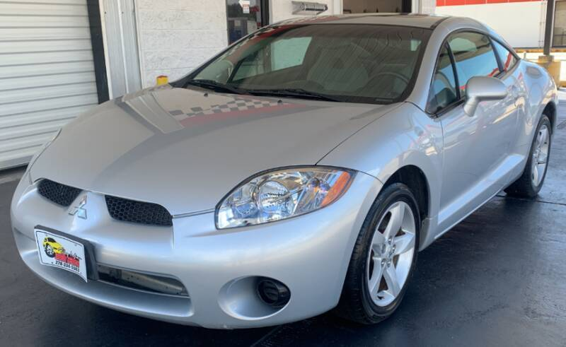 2007 Mitsubishi Eclipse for sale at Tiny Mite Auto Sales in Ocean Springs MS