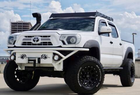 2015 Toyota Tacoma for sale at JD MOTORS in Austin TX