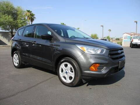 2017 Ford Escape for sale at Auto Hall in Chandler AZ