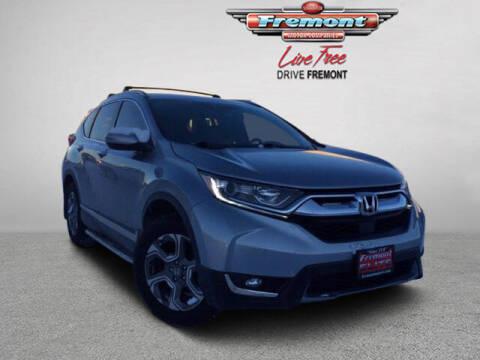 2017 Honda CR-V for sale at Rocky Mountain Commercial Trucks in Casper WY
