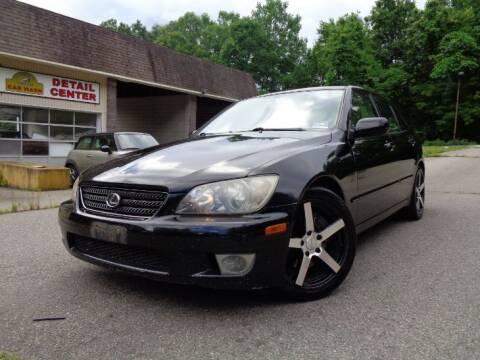 2004 Lexus IS 300 for sale at Skyline Motors in Ringwood NJ