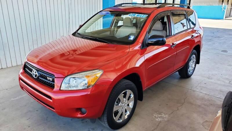 2007 Toyota RAV4 for sale at Bob Ross Motors in Tucson AZ