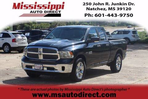 2016 RAM Ram Pickup 1500 for sale at Auto Group South - Mississippi Auto Direct in Natchez MS