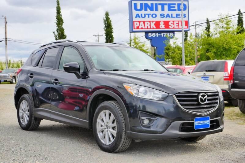 2016 Mazda CX-5 for sale at United Auto Sales in Anchorage AK