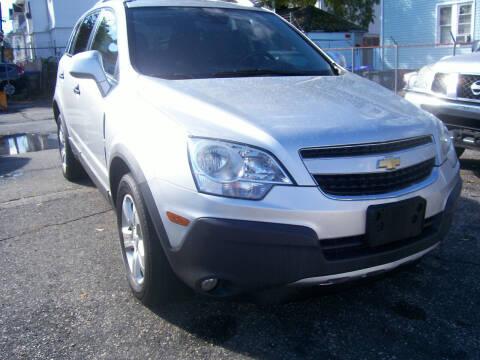 2014 Chevrolet Captiva Sport for sale at Dambra Auto Sales in Providence RI
