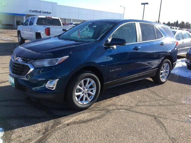 2021 Chevrolet Equinox 4x4 LT 4dr SUV w/1LT - Staples MN