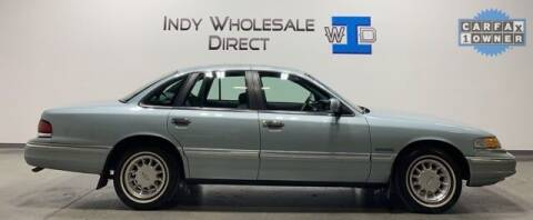 1995 Ford Crown Victoria for sale at Indy Wholesale Direct in Carmel IN