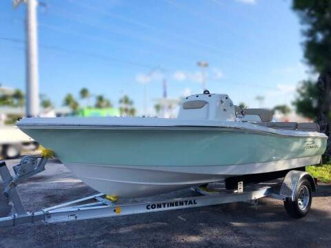 2021 Pioneer 180 Islander for sale at Key West Kia - Wellings Automotive & Suzuki Marine in Marathon FL