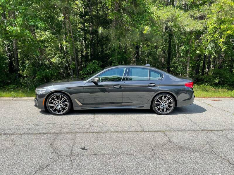 2018 BMW 5 Series for sale at MATRIXX AUTO GROUP in Union City GA