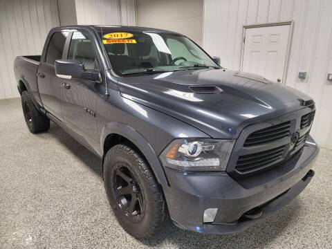 2017 RAM Ram Pickup 1500 for sale at LaFleur Auto Sales in North Sioux City SD