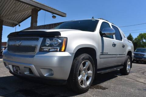 2012 Chevrolet Avalanche for sale at Atlas Auto in Grand Forks ND