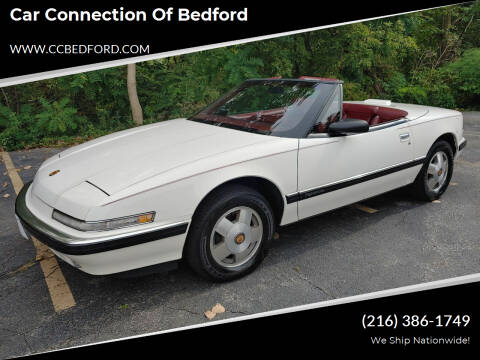 1990 Buick Reatta for sale at Car Connection of Bedford in Bedford OH