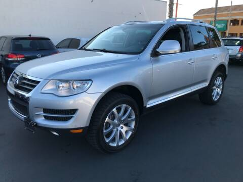 2010 Volkswagen Touareg for sale at Shoppe Auto Plus in Westminster CA