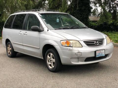 2000 Mazda MPV for sale at Q Motors in Lakewood WA