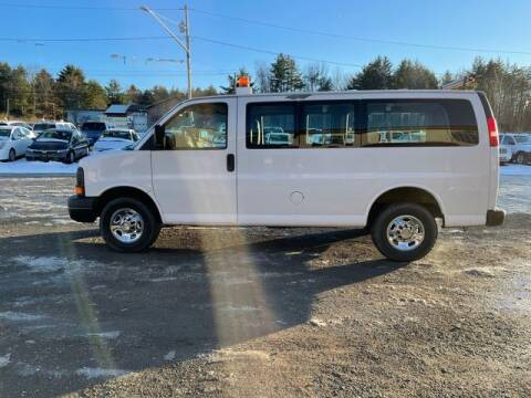 2007 Chevrolet Express Passenger for sale at Upstate Auto Sales Inc. in Pittstown NY