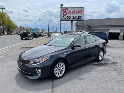 2018 Kia Optima for sale at Bravo Auto Sales in Whitesboro NY