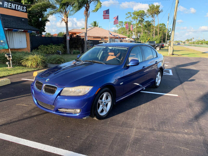 2011 BMW 3 Series for sale at Key Carts in Homestead FL