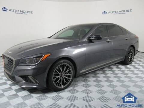 2018 Genesis G80 for sale at Autos by Jeff Tempe in Tempe AZ