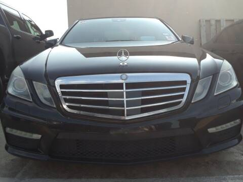2010 Mercedes-Benz E-Class for sale at Auto Haus Imports in Grand Prairie TX