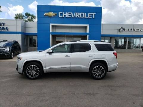 2020 GMC Acadia for sale at Finley Motors in Finley ND