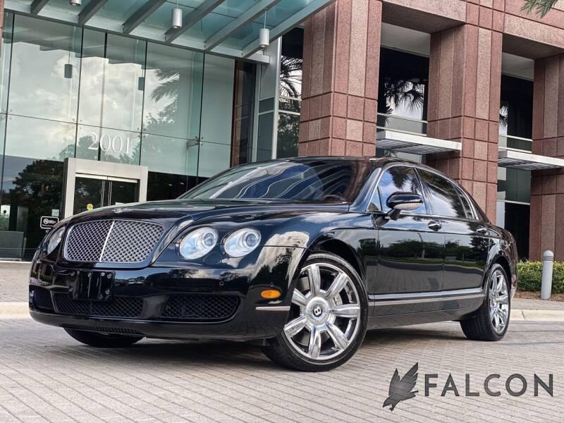2006 Bentley Continental for sale at FALCON AUTO BROKERS LLC in Orlando FL
