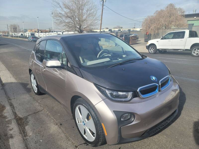 2014 BMW i3 for sale at High Line Auto Sales in Salt Lake City UT