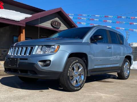 2013 Jeep Compass for sale at Affordable Auto Sales in Cambridge MN
