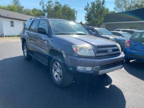 2004 Toyota 4Runner for sale at CARLUX in Fortville IN