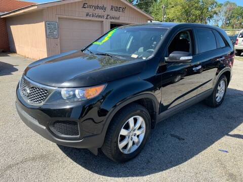 2013 Kia Sorento for sale at Auto Mart in North Charleston SC