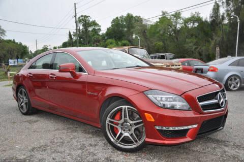 2014 Mercedes-Benz CLS for sale at Elite Motorcar, LLC in Deland FL