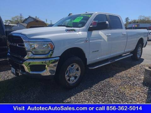 2019 RAM Ram Pickup 2500 for sale at Autotec Auto Sales in Vineland NJ