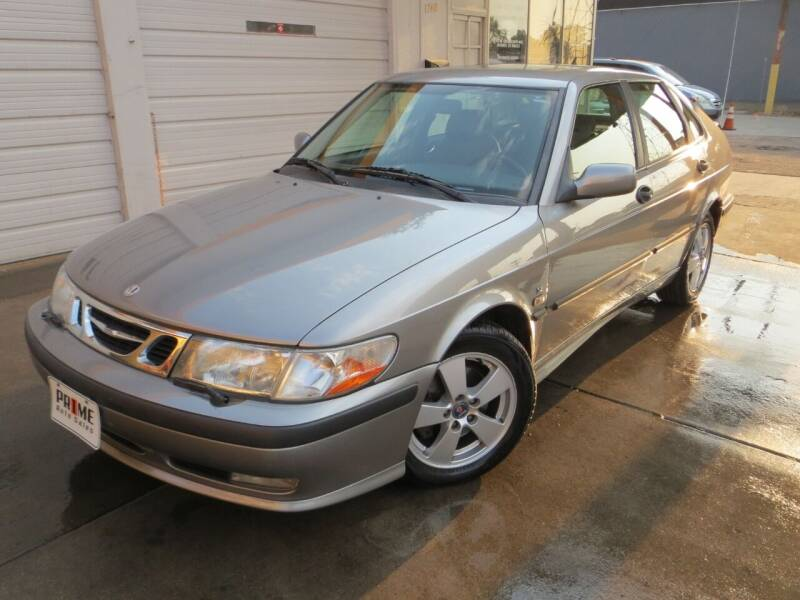 2002 Saab 9-3 for sale at PR1ME Auto Sales in Denver CO
