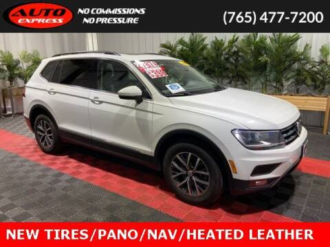 2019 Volkswagen Tiguan for sale at Auto Express in Lafayette IN