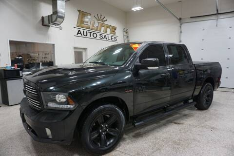 2017 RAM Ram Pickup 1500 for sale at Elite Auto Sales in Idaho Falls ID