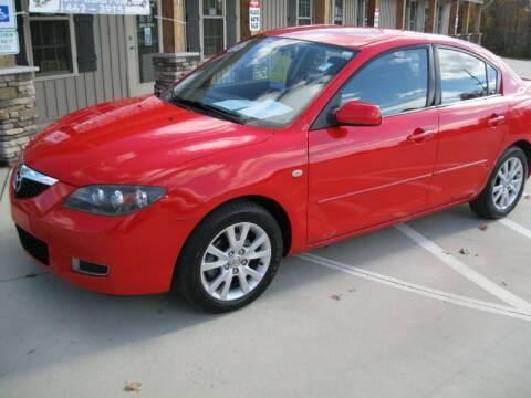 2007 Mazda MAZDA3 for sale at WALLBURG AUTO SALES LLC in Winston Salem NC