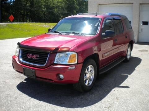 2004 GMC Envoy XUV for sale at Route 111 Auto Sales in Hampstead NH