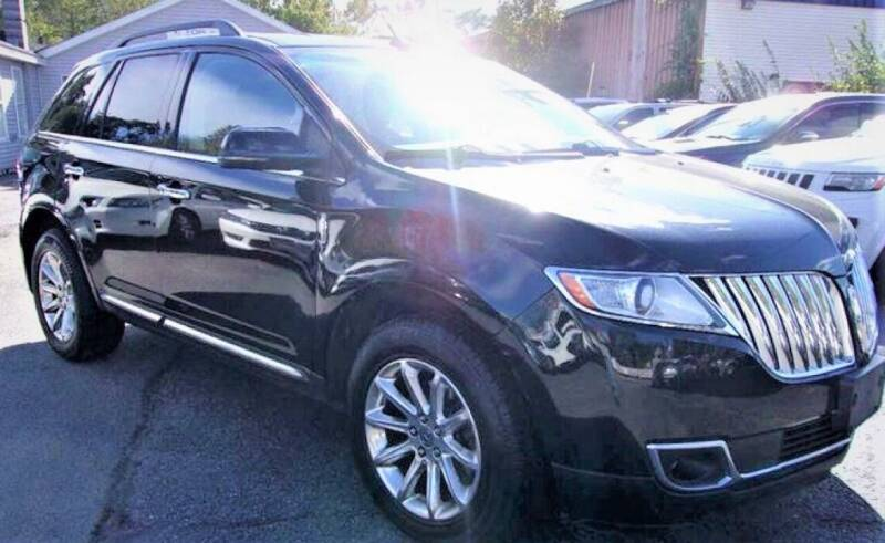 2012 Lincoln MKX for sale at Top Line Import in Haverhill MA