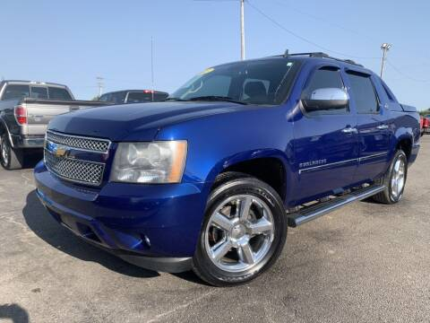 2013 Chevrolet Avalanche for sale at Superior Auto Mall of Chenoa in Chenoa IL
