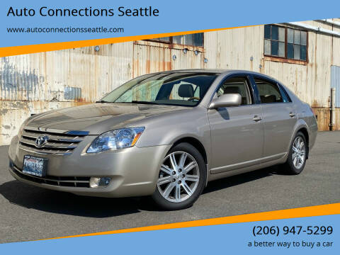 2007 Toyota Avalon for sale at Auto Connections Seattle in Seattle WA