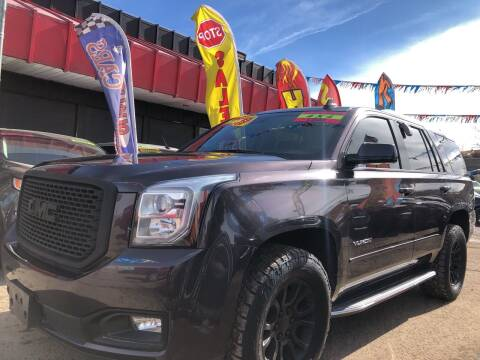 2016 GMC Yukon for sale at Duke City Auto LLC in Gallup NM