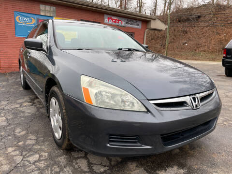 2007 Honda Accord for sale at Doctor Auto in Cecil PA