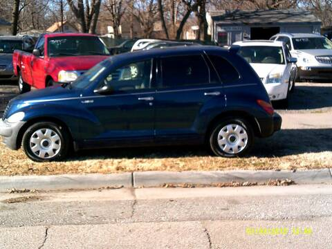2001 Chrysler PT Cruiser for sale at D & D Auto Sales in Topeka KS
