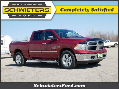 2014 RAM Ram Pickup 1500 for sale at Schwieters Ford of Montevideo in Montevideo MN