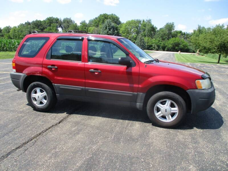2003 Ford Escape for sale at Crossroads Used Cars Inc. in Tremont IL