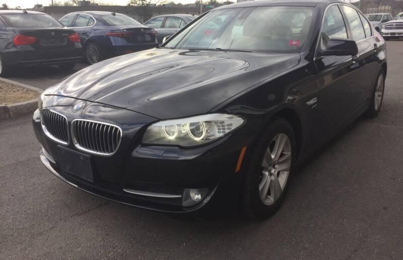 2012 BMW 5 Series for sale at 222 Newbury Motors in Peabody MA