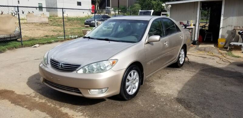 2005 Toyota Camry for sale at STX Auto Group in San Antonio TX