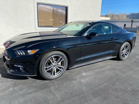 2017 Ford Mustang for sale at Salida Auto Sales in Salida CO
