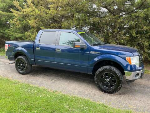 2012 Ford F-150 for sale at Kansas Car Finder in Valley Falls KS